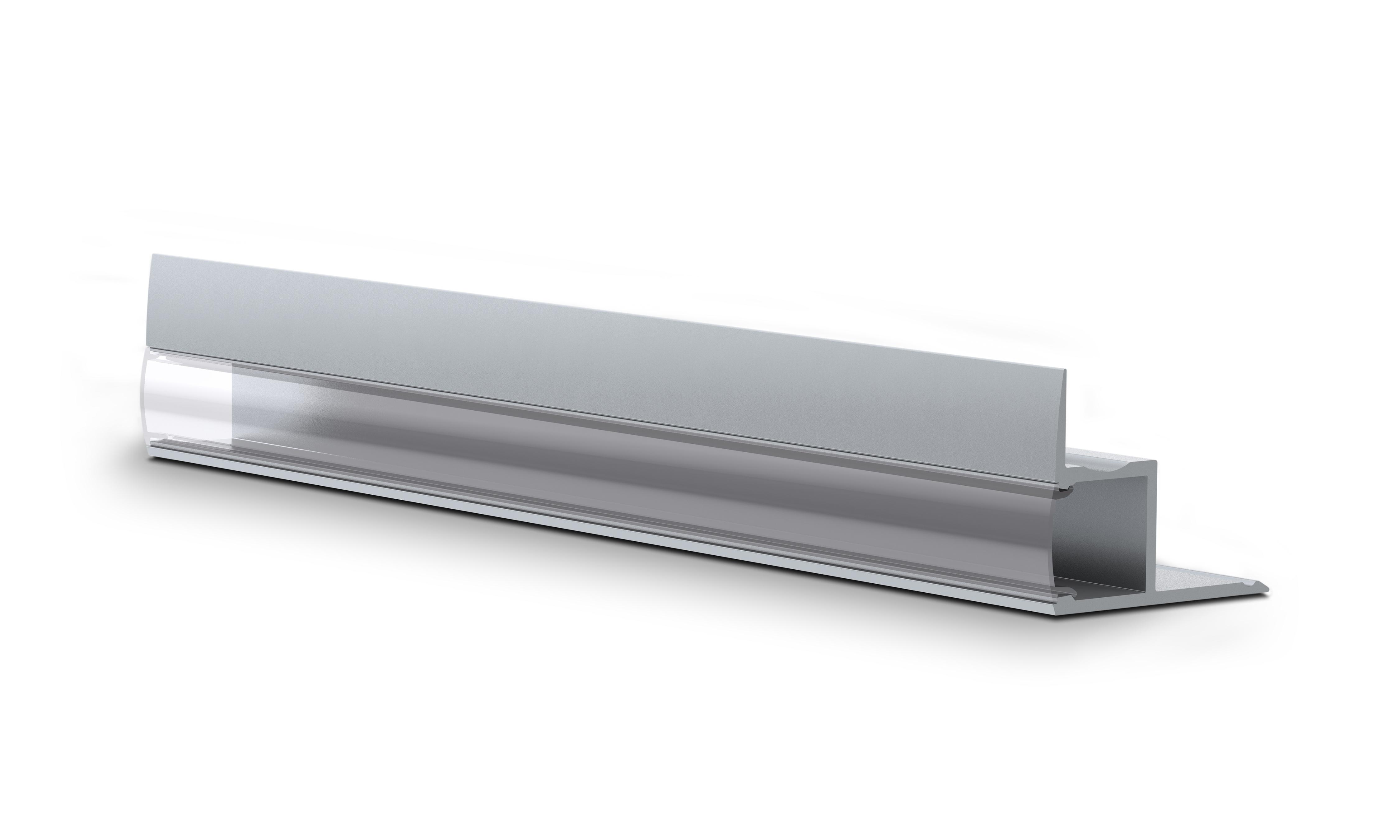 alu ceiling led profile uk led lighting. Black Bedroom Furniture Sets. Home Design Ideas