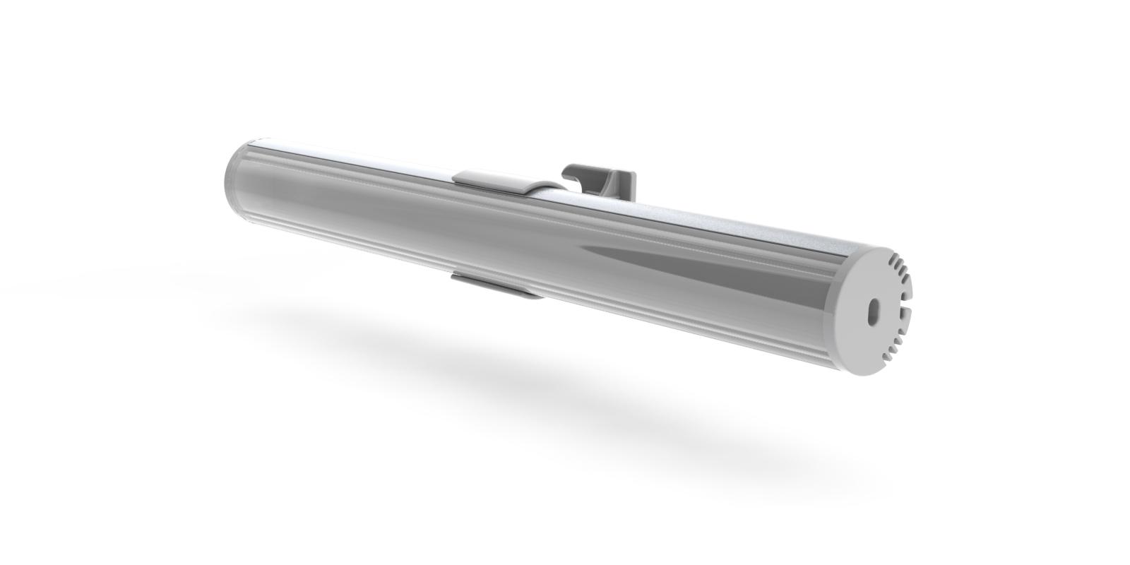 alu round led profile uk led lighting. Black Bedroom Furniture Sets. Home Design Ideas