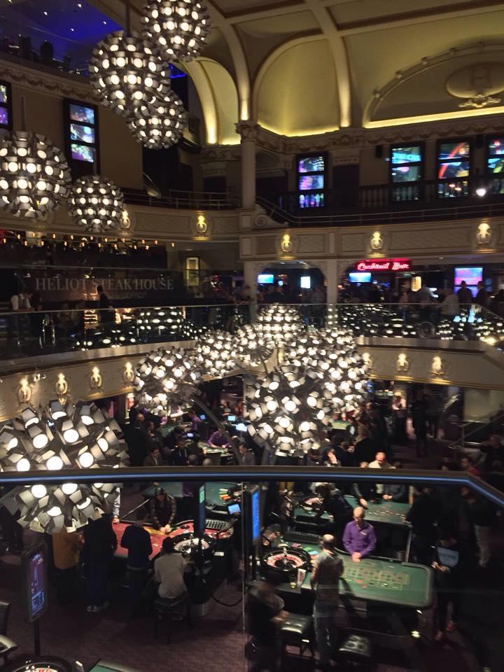Hippodrome Casino Leicester Square London Uk Led Lighting