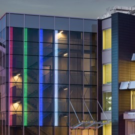 UK LED Lighting in parnership with – Glassiled AGC Europe