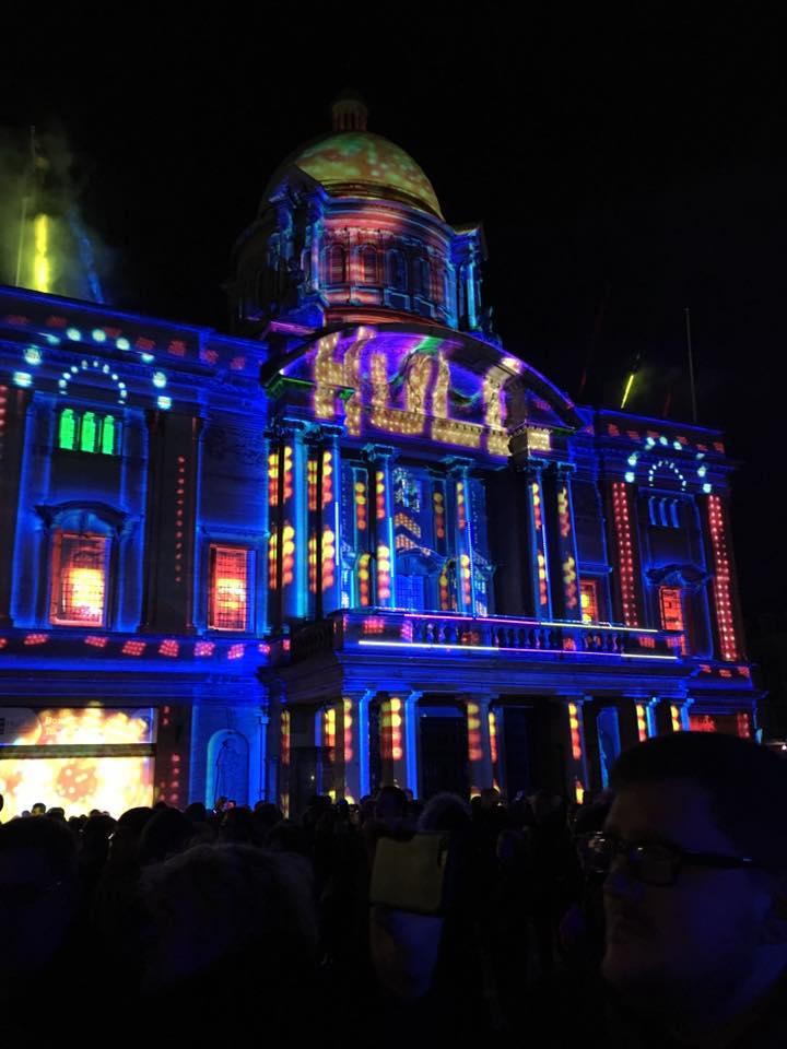 HULL 2017 UK City of Culture -Supplier u2013 u201cMade in Hull opening ... & UK LED Lighting - UK LED Lighting azcodes.com