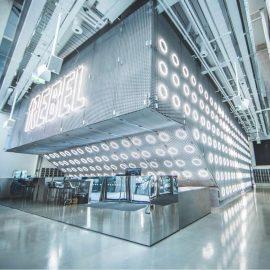 1 Rebel Victoria – London –  Bespoke LED Lighting